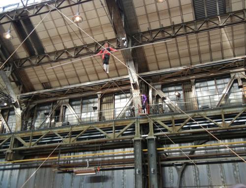 12. Historischer Jahrmarkt in der Jahrhunderthalle Bochum