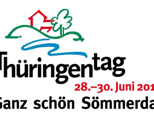 Thüringentag 2019 in Sömmerda