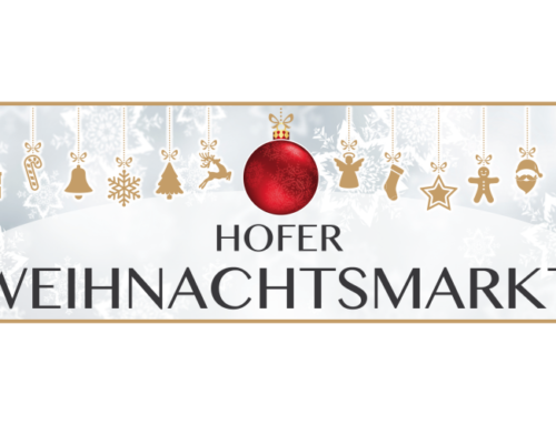 Hofer Weihnachtsmarkt