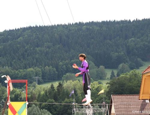 Familienfest in Glauchau