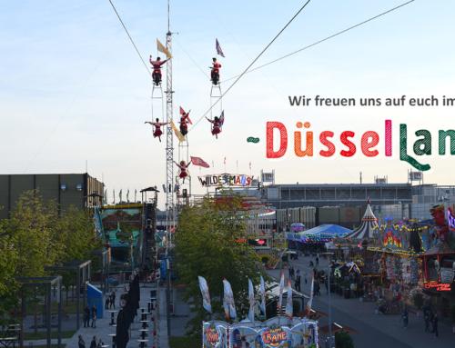 DüsselLand – Wir gastieren mit drei verschiedenen Shows