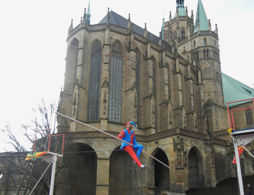 # AlarmstufeRot – Domplatz Erfurt